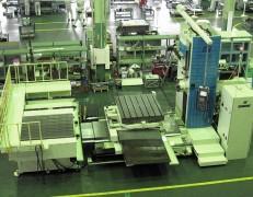 A-5804 横形マシニングセンタ オーバーホール