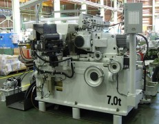 A-5857 センターレス研削盤 オーバーホール&電装更新