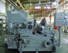 A-5860 センターレス研削盤 オーバーホール&電装更新