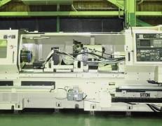 A-6003 NC旋盤 重点修理